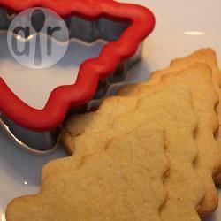 Gekruide kerstkoekjes recept
