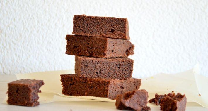 Goddelijke brownies van donna hay