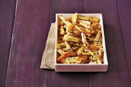 Aardappel en knolselderij
