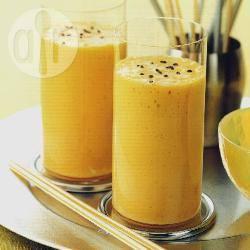Mangosmoothie recept