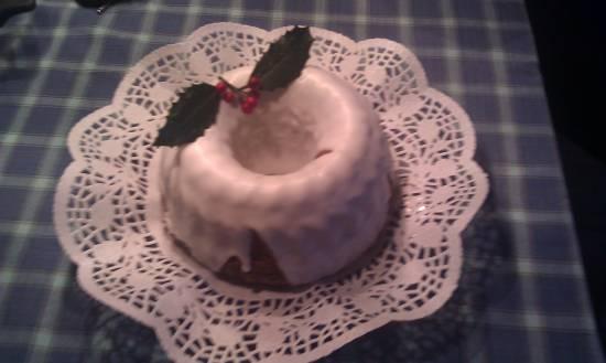 Engelse kerstcake met rum recept