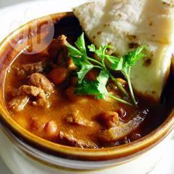Chili con carne voor grote partijen recept