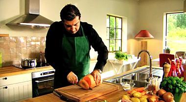 Recept 'volkoren lasagne bolognaise met contorno van italiaanse ...