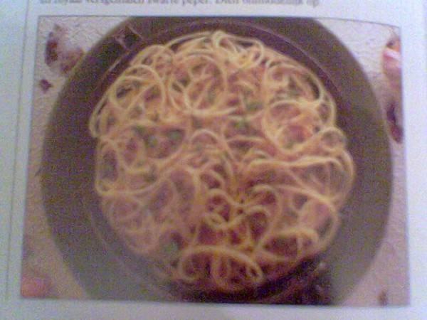 Spagheti olio e aglio recept