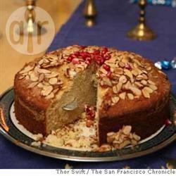 Vasilopita  griekse nieuwjaarscake recept