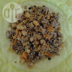 Marokkaanse quinoasalade recept