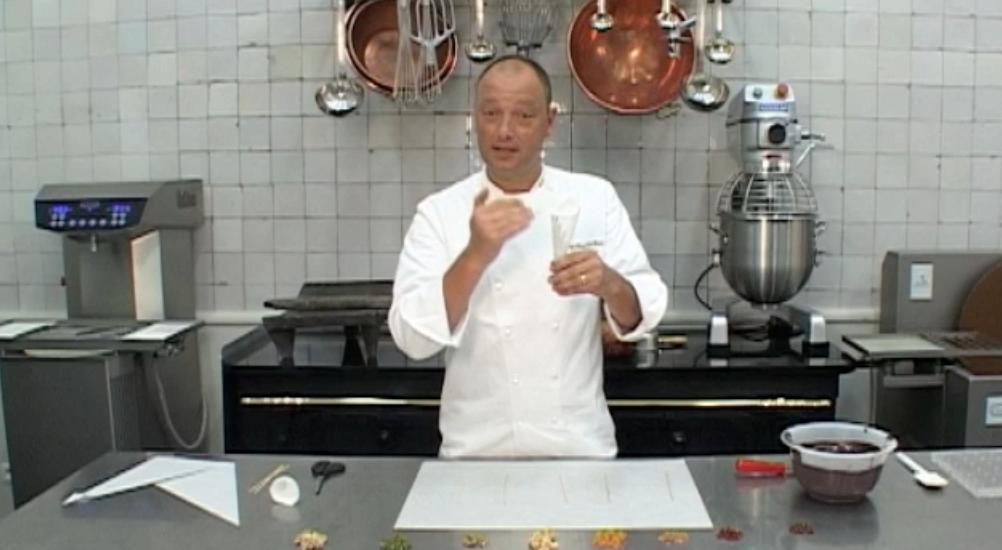 Recept 'chocoladelolly'