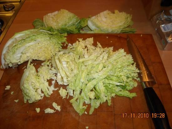 Romige stamppot groene kool met champignons en spekjes ...
