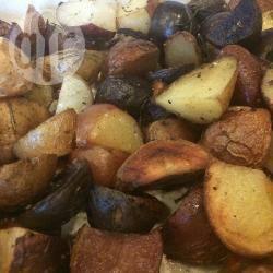 Ovengebakken aardappelen met rozemarijn recept
