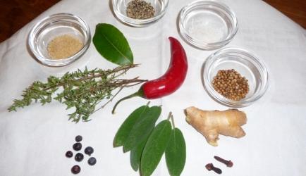 Wildkruiden st. hubertus recept
