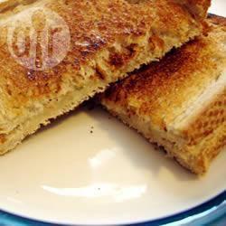 Goedkope tosti recept