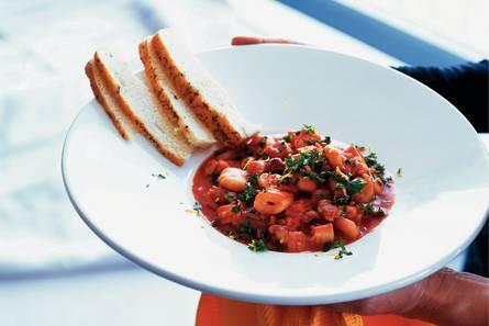 Italiaans vispotje
