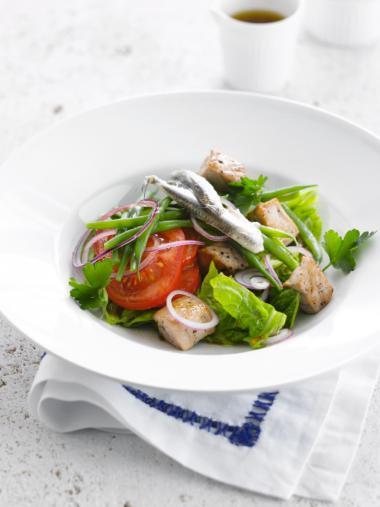 Recept 'salade niçoise'