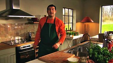 Recept 'lasagne verde & focaccia met parmaham en rode pesto ...