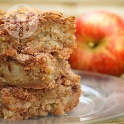 Appel-plaatkoek recept