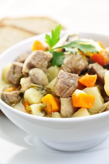 Recept 'irish stew'