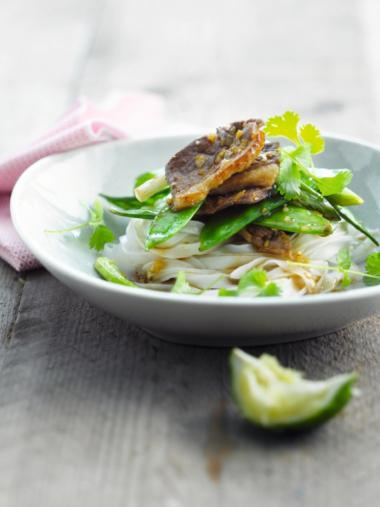 Recept 'oosterse eend in citrusmarinade'