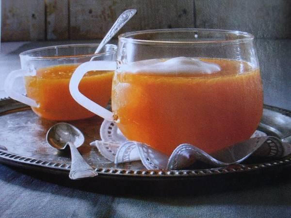 Mangosmoothie met yoghurt recept