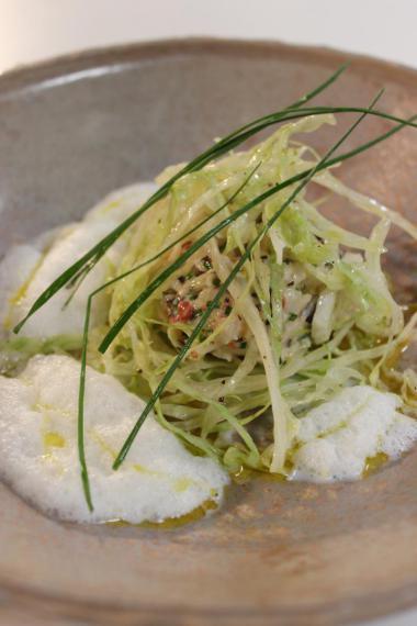 Recept 'kreeftensalade'