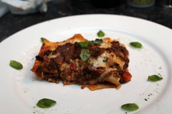 Lasagne (zonder bechamelsaus ) recept