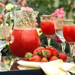Aardbei daiquiri zonder alcohol recept