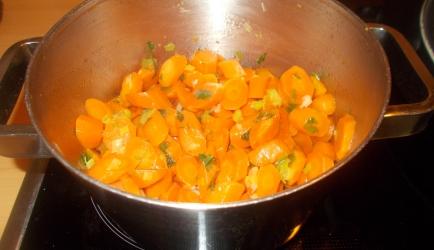 Franse worteltjes uit de vichy carottes vichy recept