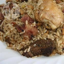 Caraïbisch stoofpotje recept