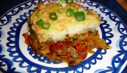 Ovenschotel met spitskool champignons en paprika recept ...