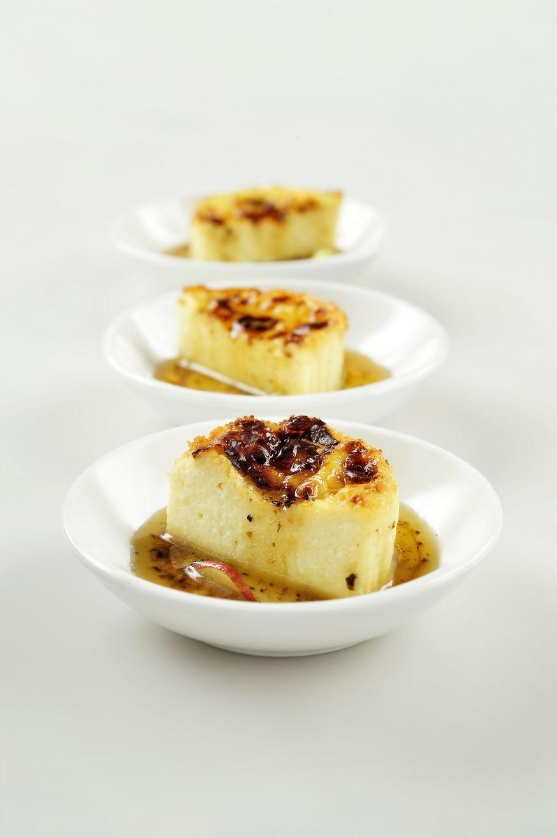 Recept 'soufflé van tallegio'