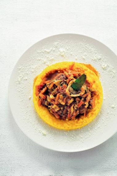 Recept 'ossobuco met risotto'