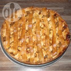 Oud-hollandse appeltaart recept