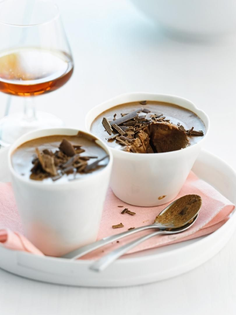recept chocolademousse