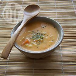 Ash-e-jow (perzische gerstsoep) recept