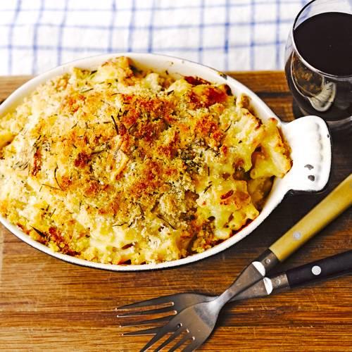 Zoete macaroni recept