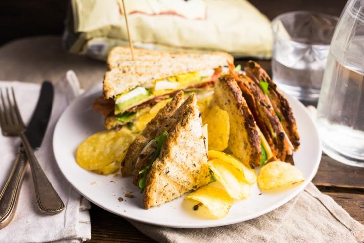 De ultieme club sandwich