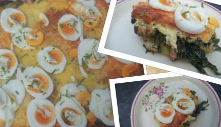 Ovenschotel spinazie, philadelphia, kip en champignons recept ...