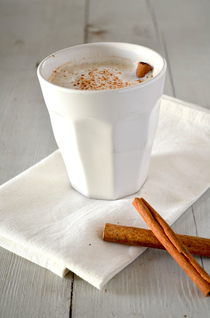 Recept voor chai tea latte