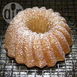 Cake uit de airfryer recept