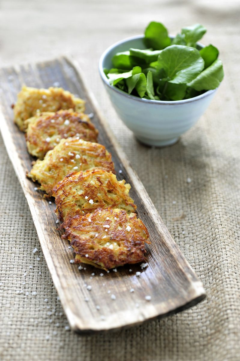 Recept 'aardappelgaletjes'