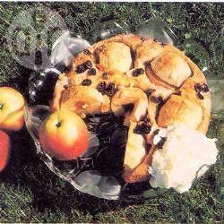 Appeltaart met hele appels recept