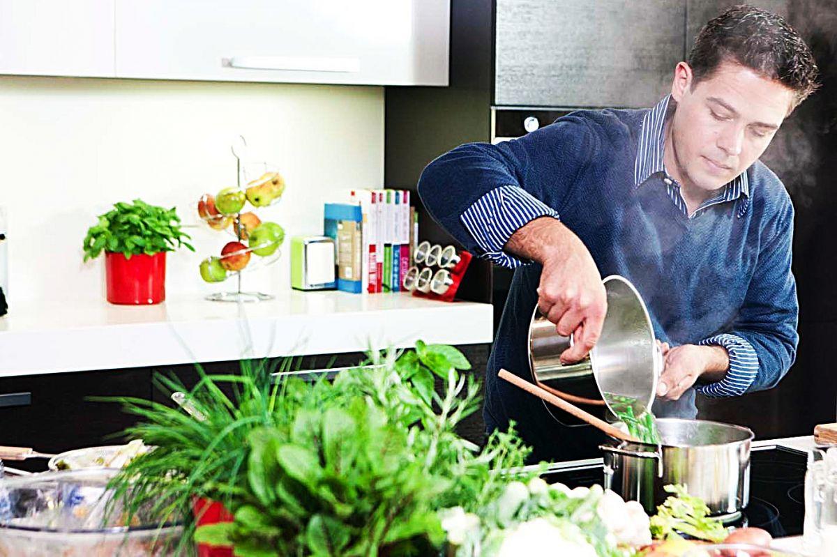 Recept 'risotto met bloemkool'
