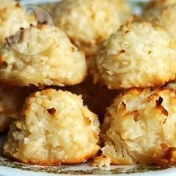 Makkelijke en snelle kokosmakronen recept
