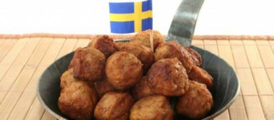 Kottbullar  zweedse gehaktballetjes recept