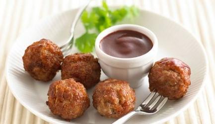 Kip hoisin gehaktballen recept