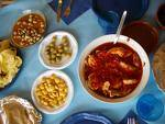 Tapa: pollo en salsa de tomate (kipstukjes in tomatensaus) recept ...