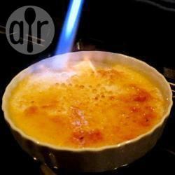 Crème brûlée voor twee recept