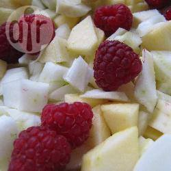 Zomerse venkel en appel salade recept