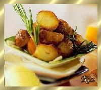 Krielaardappelen met rozemarijn en knoflook recept