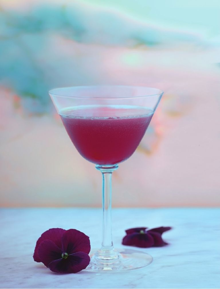 Recept 'violetta'