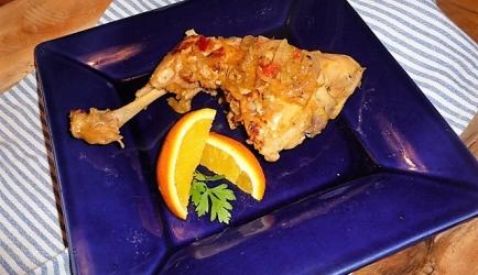 Cubaanse kip (pollo cubano) recept